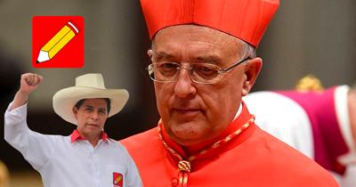 Critican en redes aparente apoyo de Cardenal a candidato con vínculos terroristas